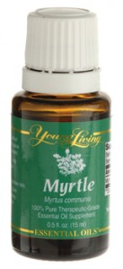 myrtle essential oil by Young Living Essential Oils