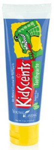 KidScents Toothpaste