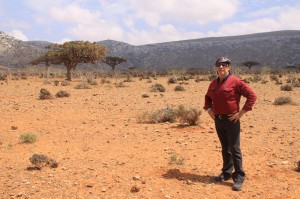 Gary Young on the Frankincense Trail