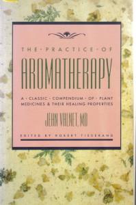 aromatherapy book by Jean Valnet, MD