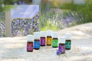 essential 7 oils by Young Living Essential Oils