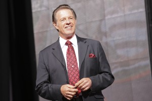 Gary Young at Young Living convention in Orlando, FL