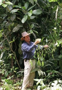 Gary Young in the Amazon Rainforest