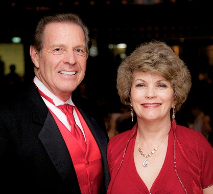 Holiday Wishes from Gary and Mary Young.