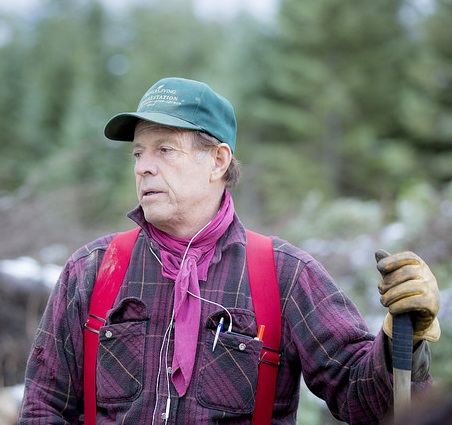 A lesser man might be afraid to go back to logging after the devastating accident Gary Young suffered in 1973. But year after year, he is at the Winter Harvest in Idaho felling trees and distilling their oil.