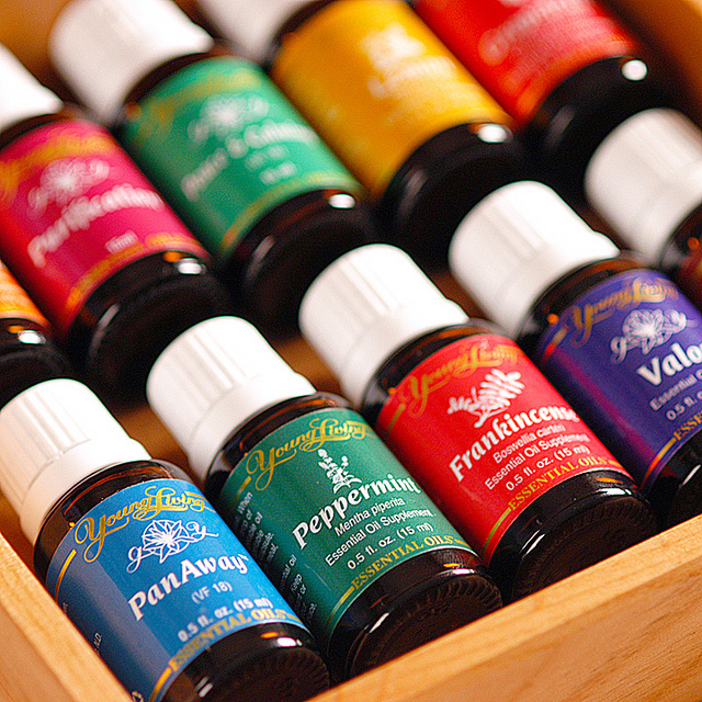 The Everyday Oils collection brings you some of Young Living's most popular essential oils and blends.