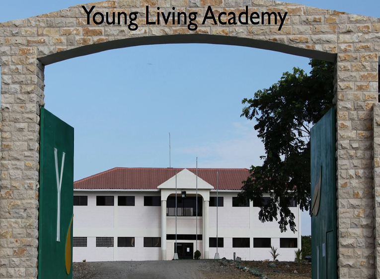 Because of Gary's commitment to education for the children and youth of Chongon, the Young Living Academy is now giving 226 youngsters a first-rate education.