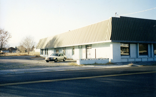 This Riverton, Utah, building was Young Living Essential Oil's home for a short while.
