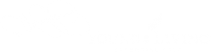 D Gary Young Signature Young Living Logo