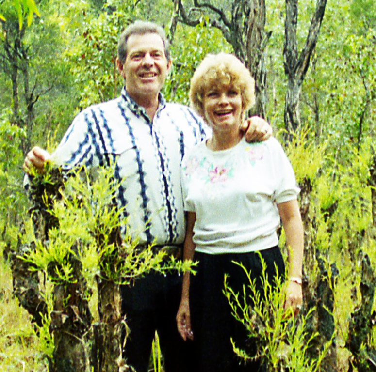 Gary and Mary in Australia