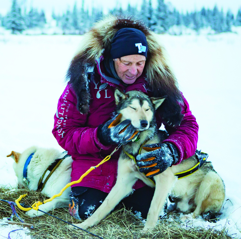 Mushing for Nepal